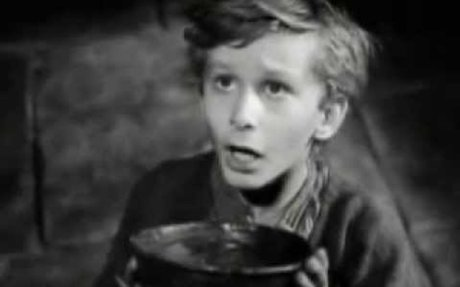 """Oliver Twist """"Please, Sir, I Want Some More"""" - eNotes.com"""