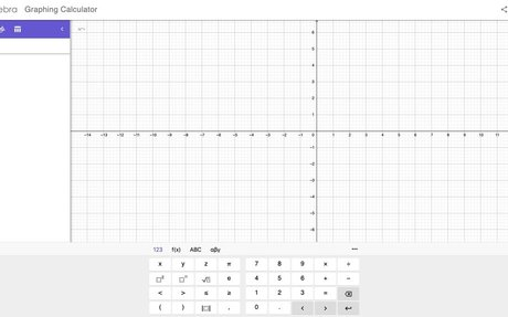 Graphing Calculator - GeoGebra