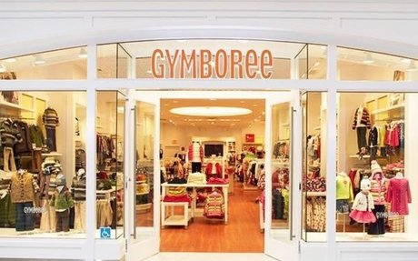 Gymboree to Close All 49 Canadian Stores Amid Bankruptcy