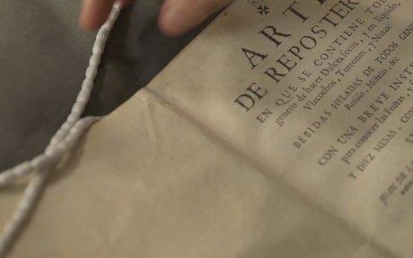 'Arte de repostería' de 1747, tres ediciones en la Biblioteca Digital Hispánica (BDH)