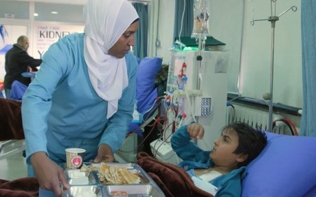 15-Year-old Refugee Risks Losing Life-Saving Treatment