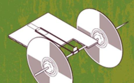 Build A Rubber Band Car