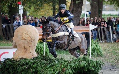 Eventing: All Change: British Eventer Lissa Green to Ride for Australia