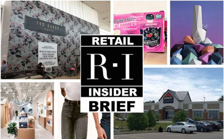 BRIEF: Ashley HomeStore Quebec Shuttering, Ted Baker Opening Massive Yorkdale Storefront