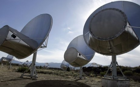 Congress Is Quietly Nudging NASA to Look for Aliens