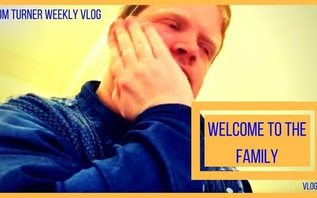WELCME TO THE FAMILY | Vlog No. 2
