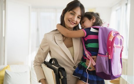 Return to work mum and mother guilt
