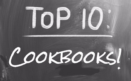 Top 10 Cookbooks of 2017