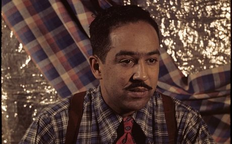 The Negro Artist and the Racial Mountain by Langston Hughes
