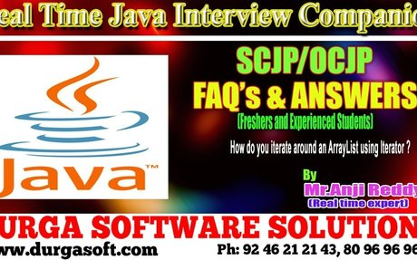 Java Interview Companion|Java | How do you iterate around an ArrayList using Iterator?