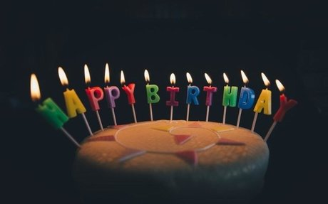 When your child's birthday is a tough day - Our Altered Life