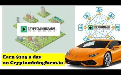 CRYPTOMININGFARM - PROOF of PAYMENT