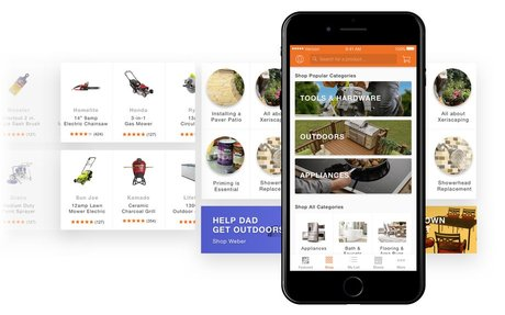 Tech // Home Depot and Sephora exemplify top retail mobile app experiences
