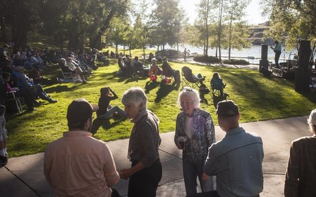 Great Falls' hidden entertainment gems put spark in the Electric City