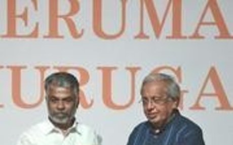 Coming back, Perumal Murugan undecided on writing technique
