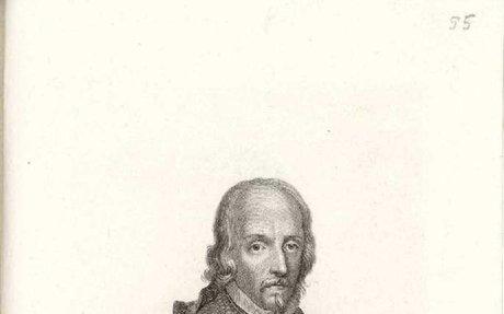 [Retrato de Pedro Calderón de la Barca]