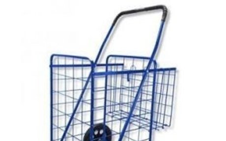 Best Heavy Duty Folding Shopping Carts with Swivel Wheels - Reviews | Listly List