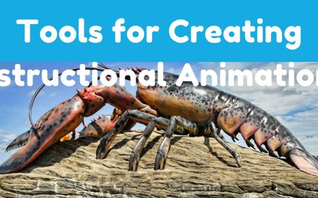 Practical Ed Tech Tip of the Week – 3 Tools for Creating Instructional Animations