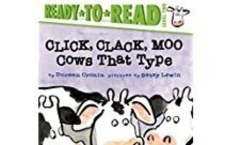 Click clack moo cows that type