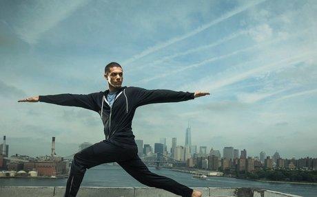 The beginner's guide to yoga for men