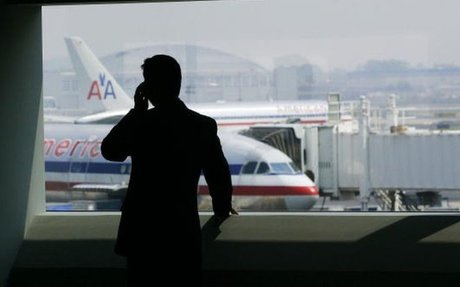 Black flyers warned off American Airlines