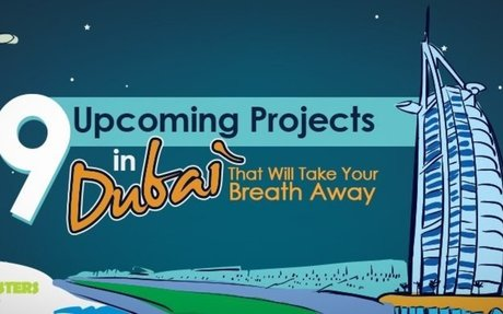 Upcoming Projects in Dubai that will Take Your Breath Away