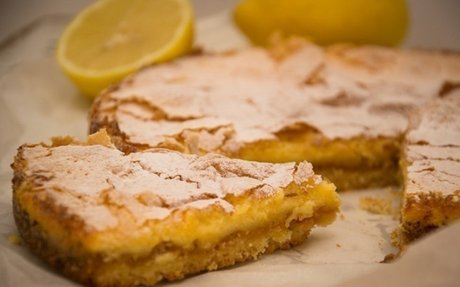 Dupla-citromos torta | NOSALTY