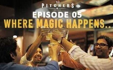 Watch Pitchers S01E05 - 'Where Magic Happens' on TVF Play