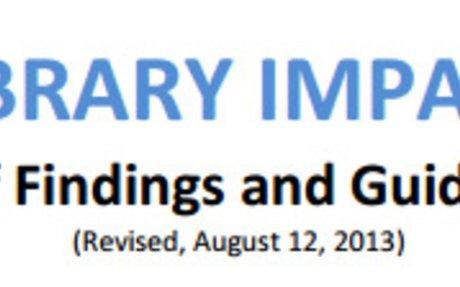 School Library Impact Studies