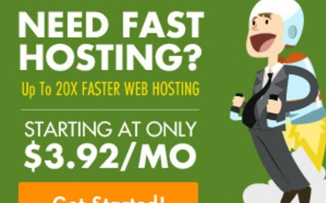 A2Hosting specializes in a number of services in WebHosting