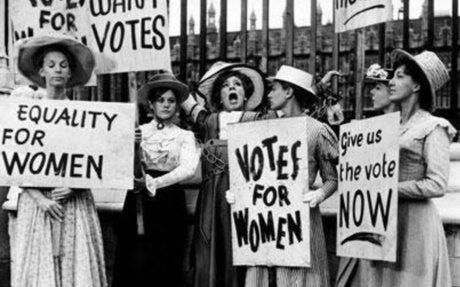 #2. The 19th amendment was ratified in on August 18th 1920