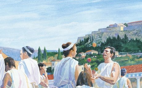 Ancient Greece | Kids Discover Online