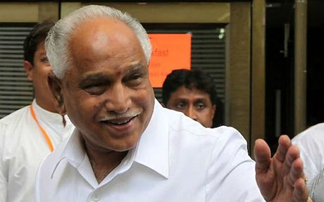 'With me as CM and Modi as PM, Cauvery issue will be resolved,' says Yeddyurappa