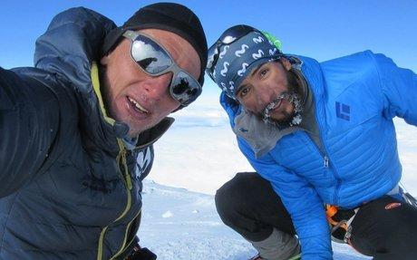Karl Egloff Just Beat Kilian Jornet's Denali 'Summit and Back' Record