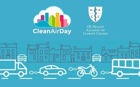 Event: Realising the health benefits of cleaner air