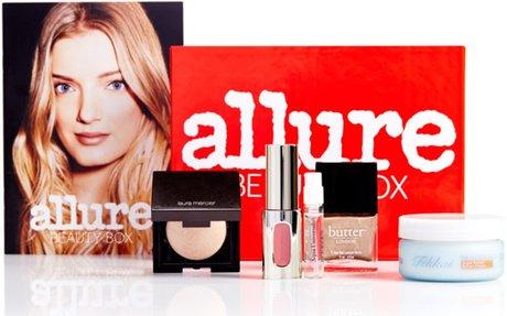 Allure Beauty Box | Editor-Curated Sampling Program