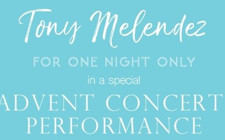 Tony Melendez Advent Concert - Sunday