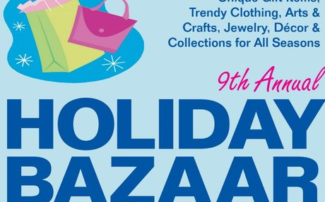 Holiday Bazaar Flyer 2017