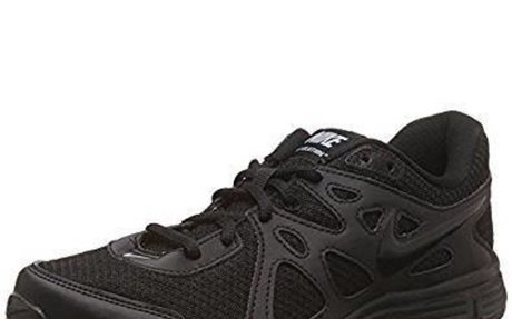 Nike Black School Shoes for Men Ankle Lace-Up Formals (UK/India Size 3 to 12): Buy Online