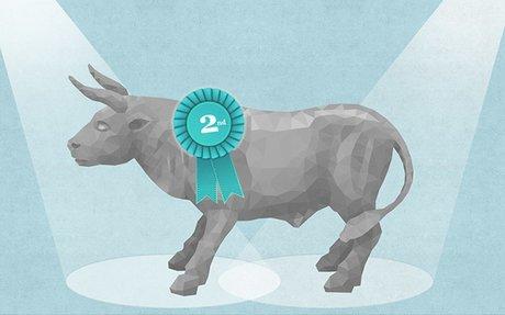 New milestone for bull market: 2nd longest ever