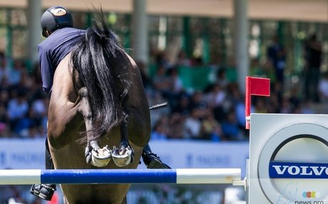 CSI5*-W to run entirely on equine poop power