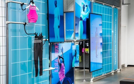 Brand Highlights // NikeTown unveils experiential Tech Pack membership space