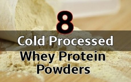 Best Cold Processed Whey Protein Powder Reviews