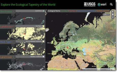 Explore the Most Detailed Ecological Land Units Map in the World