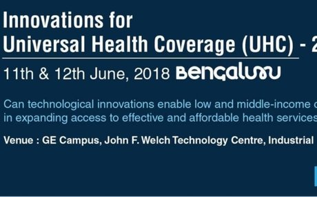 Conference: Innovations for Universal Health Coverage (UHC)