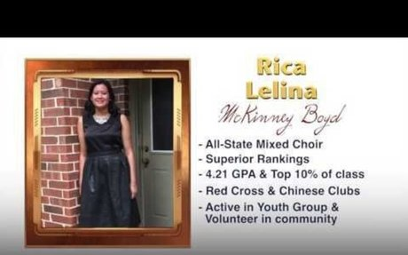 Scholar Artist of the Week - Rica Lelina