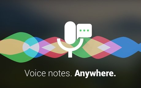 Talk & Comment: Voice notes, Anywhere.