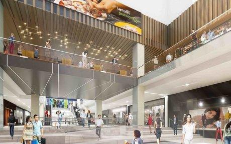 Montreal Eaton Centre Overhaul Details Revealed