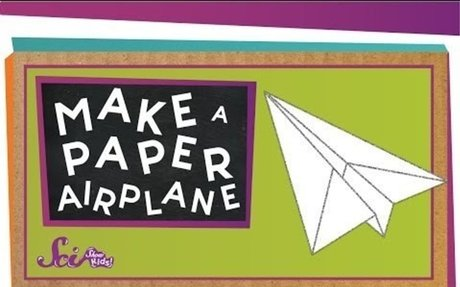 SciShow- How to Make a Paper Airplane