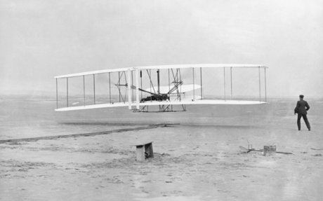 2.the invention of the airplane